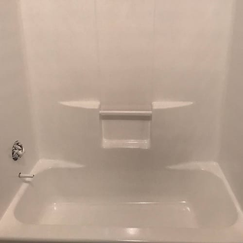 After Bathroom Refinishing Services By Renov8