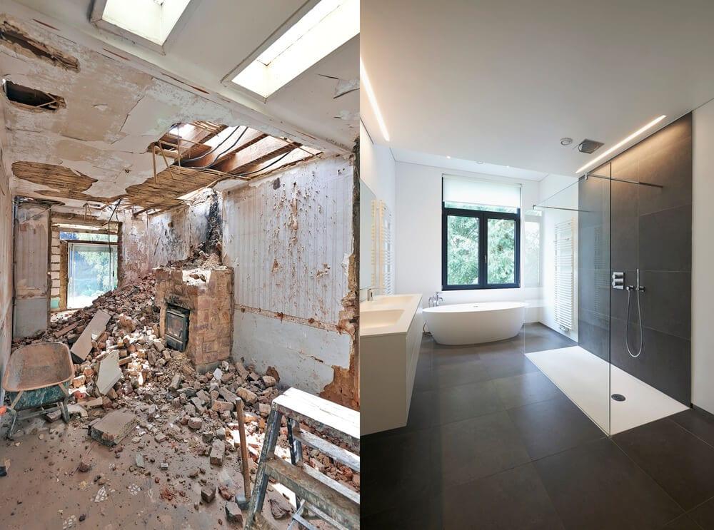 It's Bathroom Renovation Time