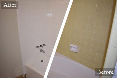 Bathtub Resurfacing in Holly Springs NC