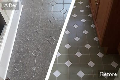 Floor & Tile Resurfacing in Holly Springs NC